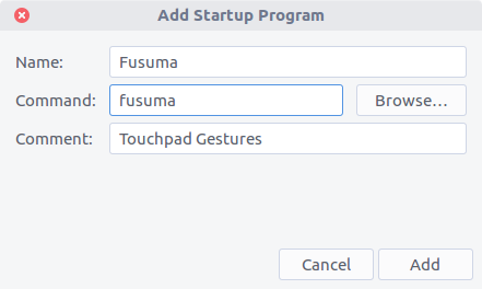 How to Setup Touchpad Gestures in your Ubuntu Laptop - Italo